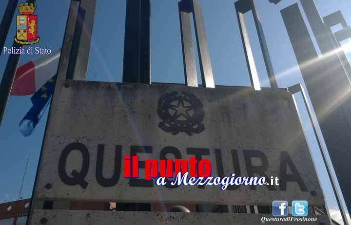 Frosinone – La Squadra Mobile della Questura di Frosinone indaga a tutto campo per il tentato omicidio di Viale Mazzini