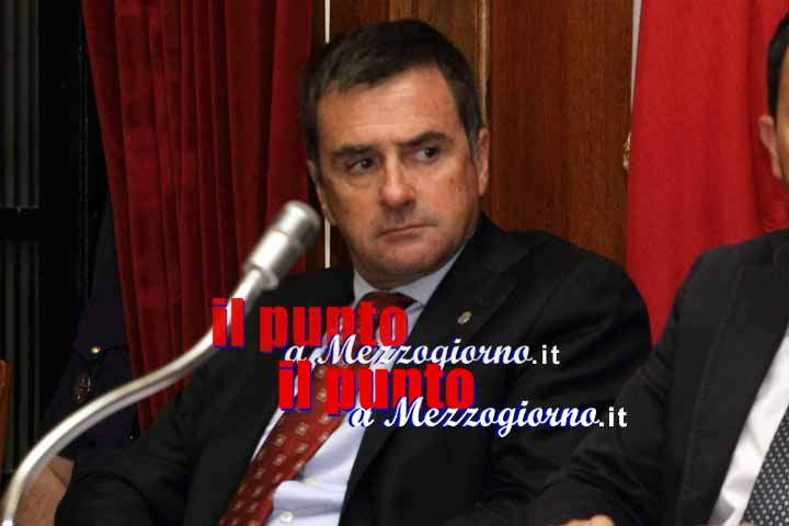 """Cassino al voto: """"Deluso dagli amici"""" Petrarcone rinuncia alla candidatura"""