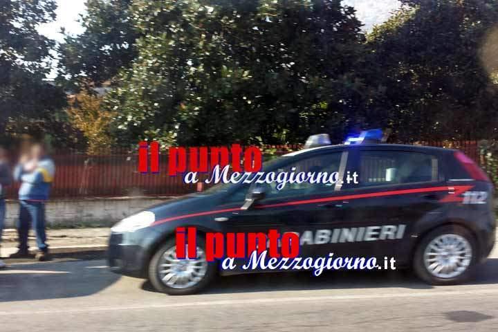 Spaccio di droga a Cassino, denunciato 30enne di Sant'Elia