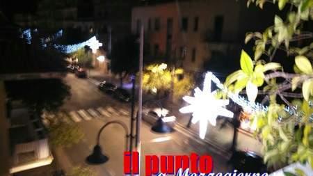 Cassino anche quest'anno avrà le sue luminarie di Natale