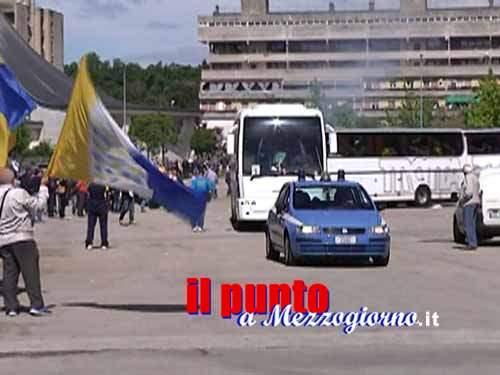 Frosinone – Brescia : le determinazioni del GOS per il match di venerdì sera