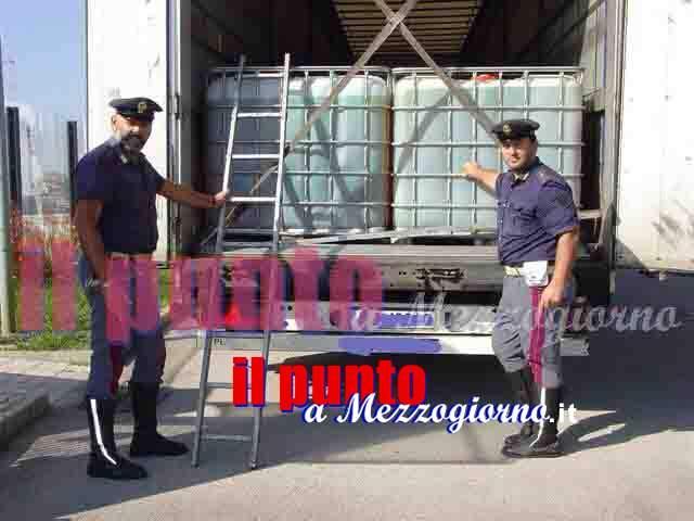 Carburante per polizia e vigili del fuoco, 52mila litri di gasolio di contrabbando assegnato alle forze dell'ordine
