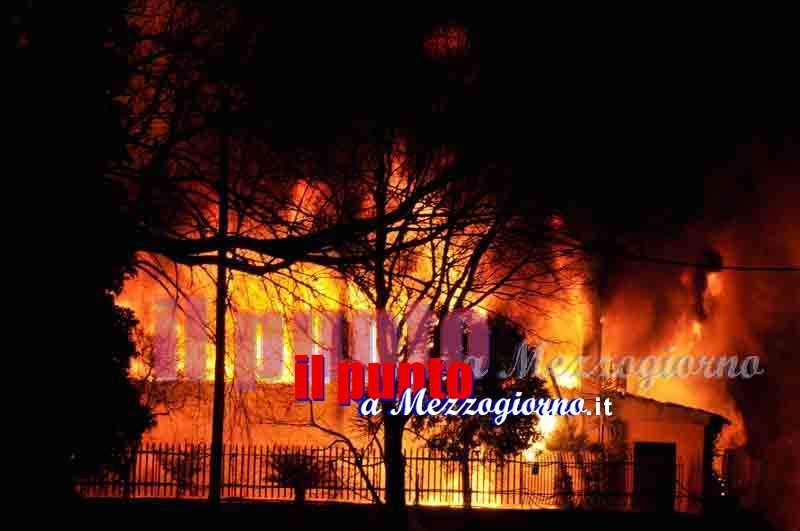 Usura tra Cassino e Pontecorvo, non esitavano a dar fuoco alle case delle vittime