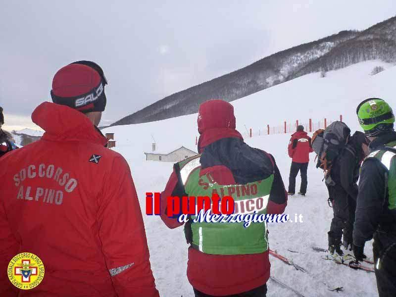 Soccorso alpino, otto nuovi operatori nel Lazio