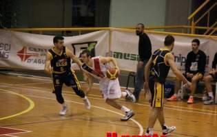 Basket: La Virtus Cassino supera, 86-75, Viterbo. Il sogno play off continua
