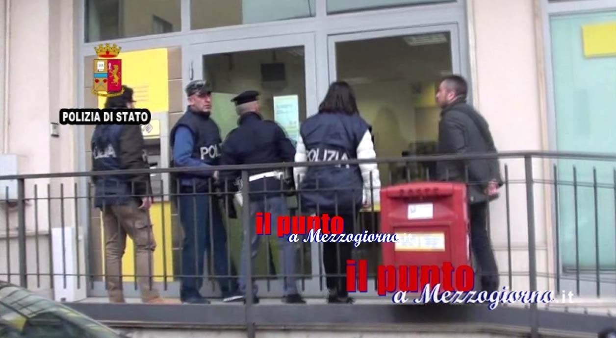 Truffa all'ufficio postale di San Giovanni Incarico, arrestata impiegata 51enne – VIDEO