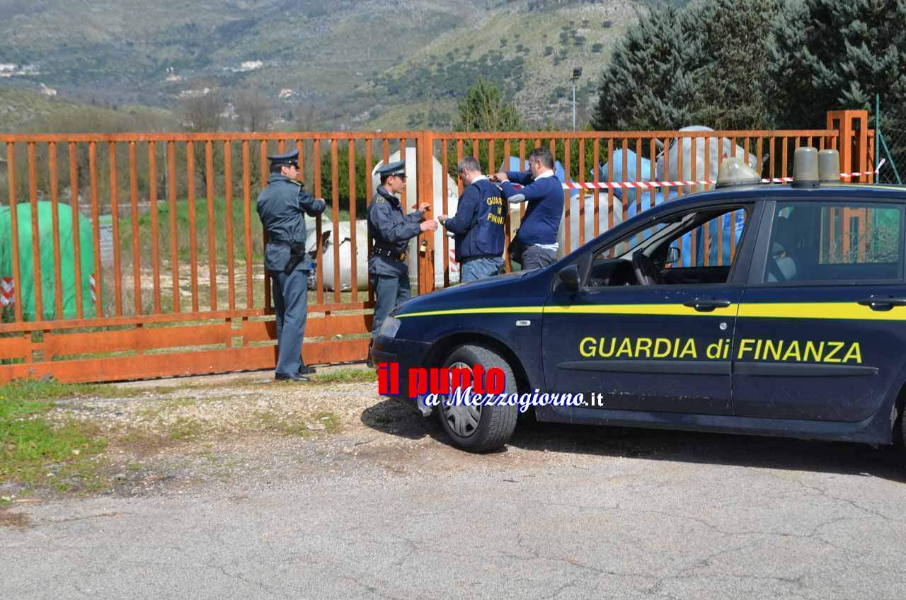 Sequestratre 3 discariche abusive a Sant'Elia e Villa Santa Lucia