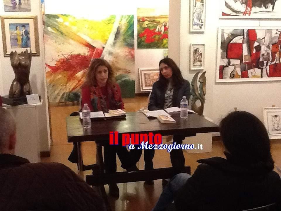 """""""Mi chiamo Beba"""" il romanzo di Lavecchia presentato a Roma con l'intervento della direttrice dell'Omniroma Lia Romagno"""