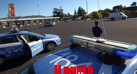 Frosinone, furti in appartamento la Polstrada ferma due ragazze, un arresto