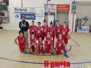 Basket: Il punto sulle giovanili della Virtus Cassino