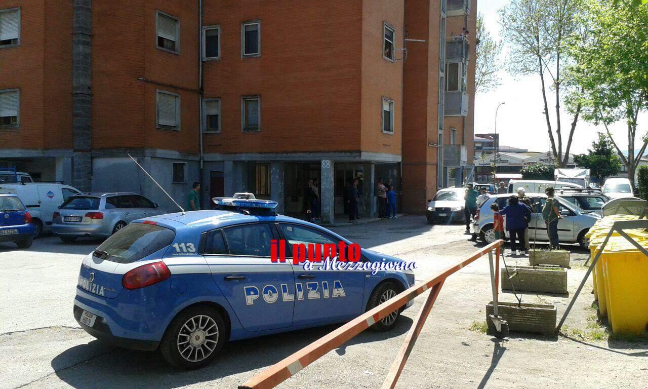 Liti tra condomini in palazzina popolare a Cassino, super lavoro per polizia