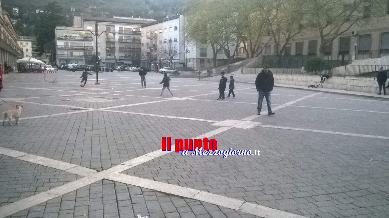 """Piazza Labriola """"videosorvegliata"""", il vice sindaco di Cassino assicura più telecamere"""
