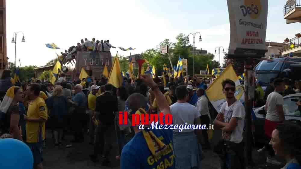 Per l'incontro di sabato prossimo Frosinone – Ternana riunito il GOS