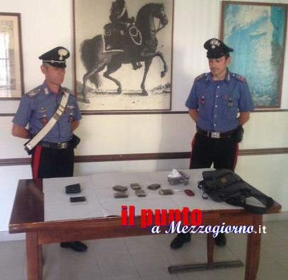 Corrieri della droga in motocicletta, arrestati a Terracina coppia di Alatri
