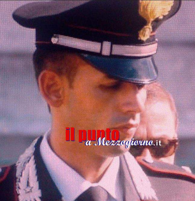 Sette anni fa moriva a Pagani il tenente dei carabinieri Marco Pittoni, un uomo giusto