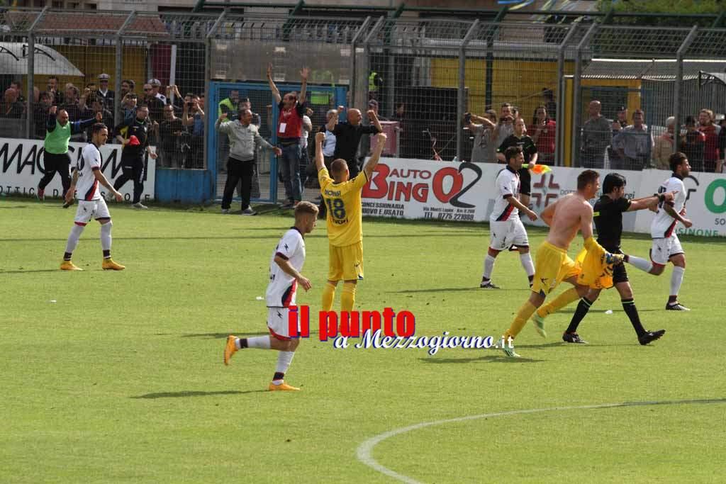 Calcio-Partita Frosinone- Brescia, oggi tavolo tecnico in Questura