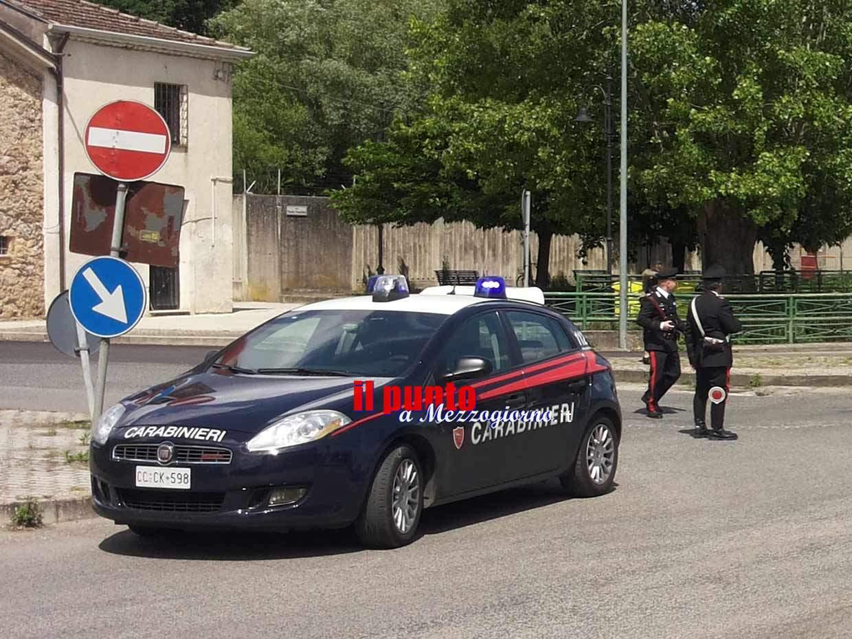 Cassino, tenta di truffare un'anziana, 57enne campano allontanato dal territorio