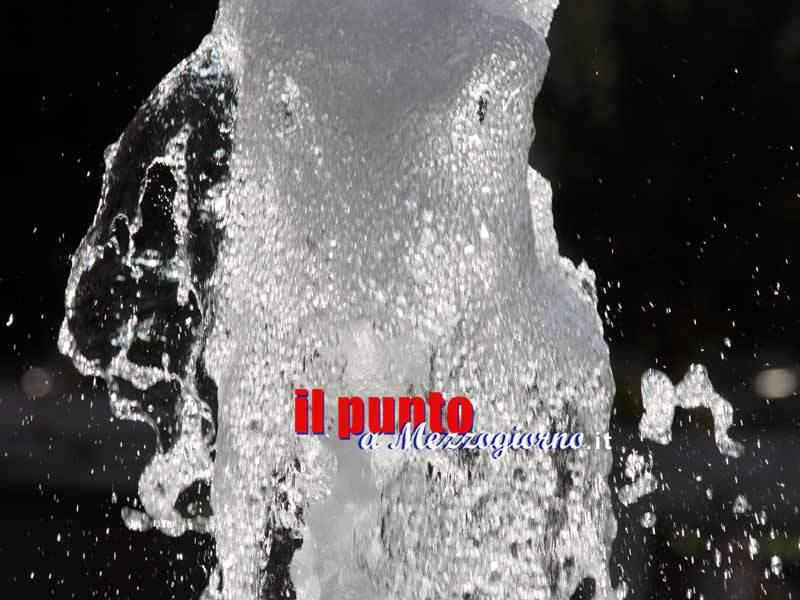 Piedimonte San Germano- Anziano senza acqua da 12 giorni. Nonostante numerose segnalazioni ad oggi ancora nessun intervento di ripristino