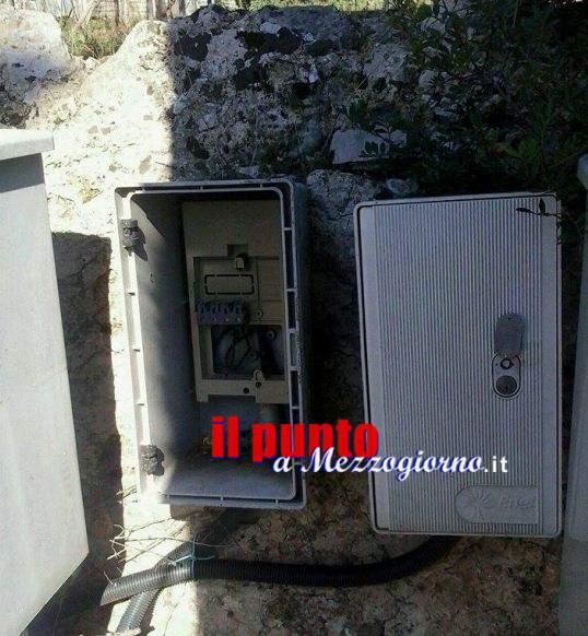 """Vandali all'ex idrovora di Monte San Biagio, l'associazione """"Sughereta Villa San Vito"""" torna a chiedere la videosorveglianza"""
