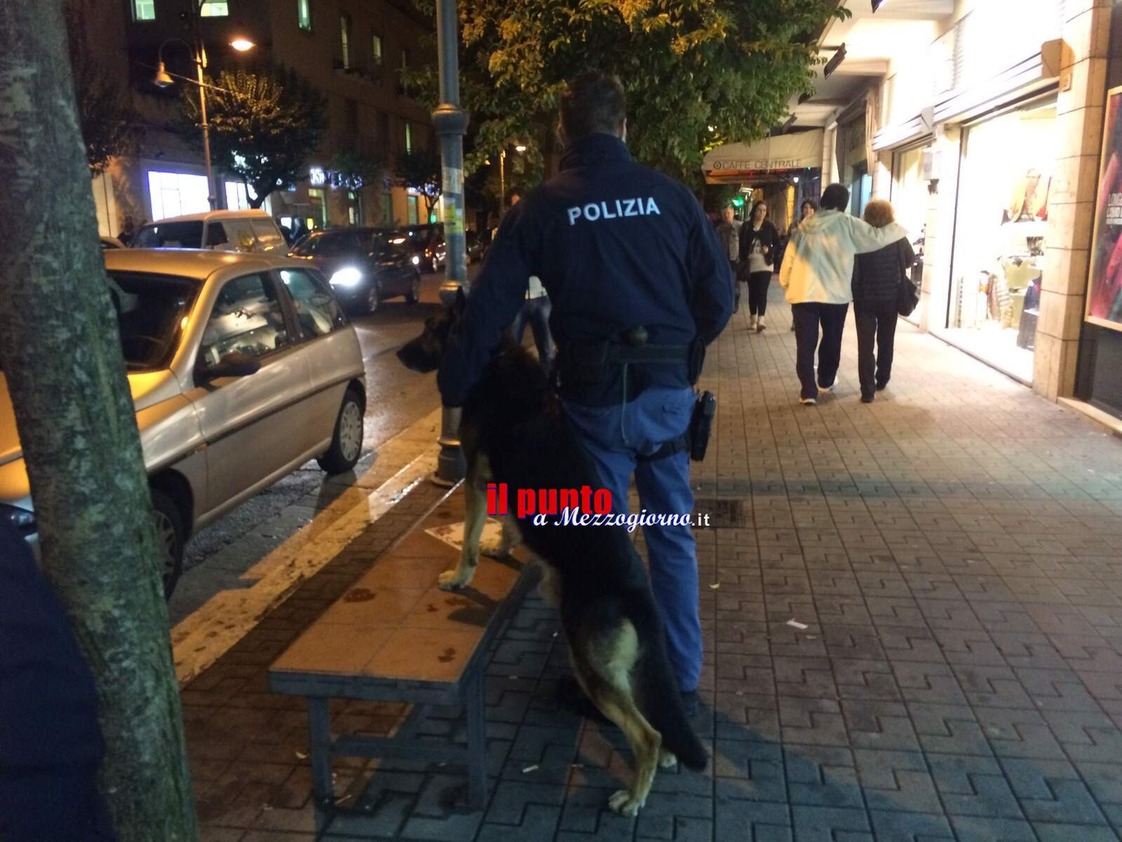 Droga e soldi in casa, 33enne arrestato a Cassino