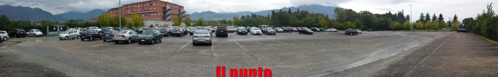 Furti nel parcheggio dell'ospedale di Cassino, polizia fa prevenzione e allontana sospetto