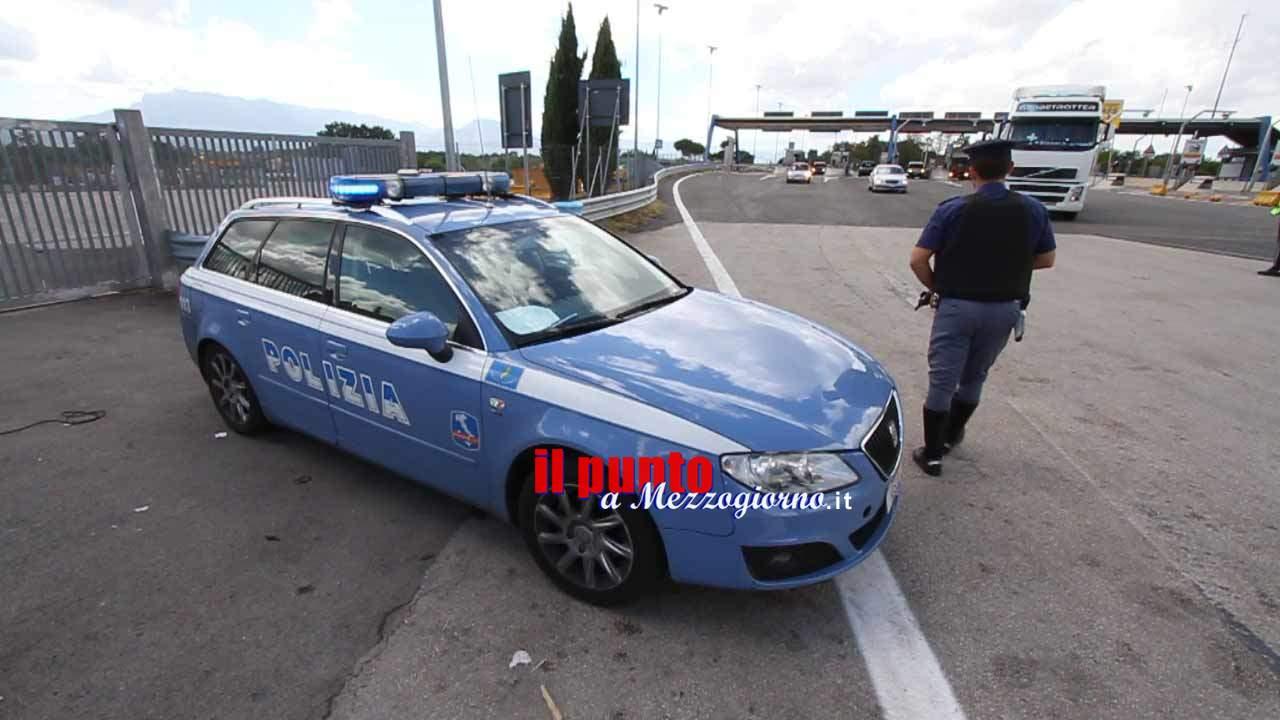 Ladri di Rolex latitanti, due arresti sull'A1 a Cassino
