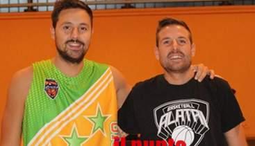 Basket: Colpo di mercato per NB Sora, arriva il play Fiorini