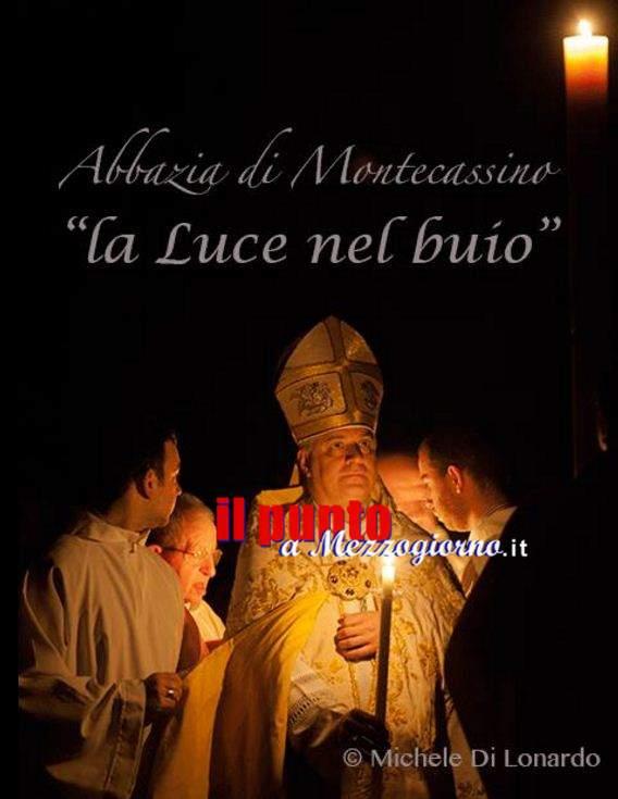 """Scandalo Montecassino, l'abate Ogliari rompre il silenzio: """"Con aiuto di S. Benedetto ridaremo forza a testimonianza monastica"""""""