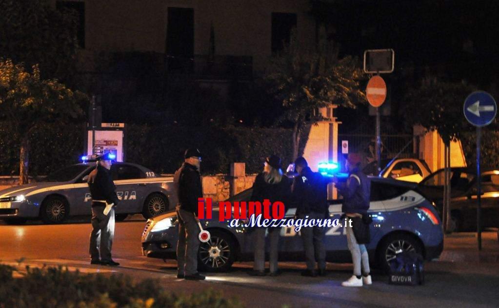 Week end di controlli per la Polizia di Stato: 6 persone denunciate