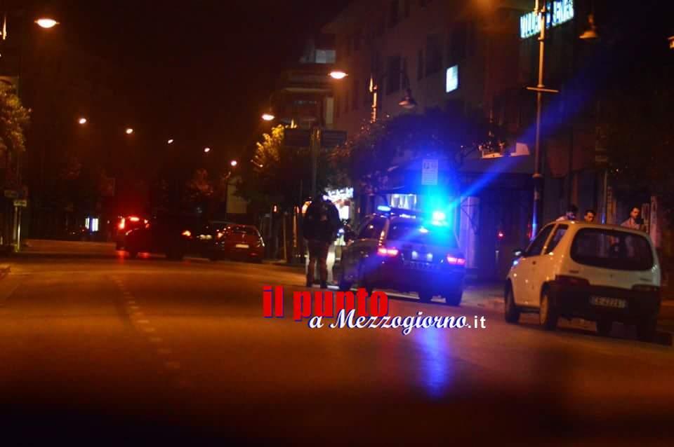 Droga nella Movida di Cassino, arrestato 29enne