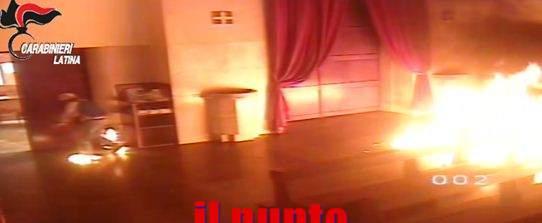 Individuato l'autore dell'atto incendiario alla chiesa SS Annunziata di Sabaudia