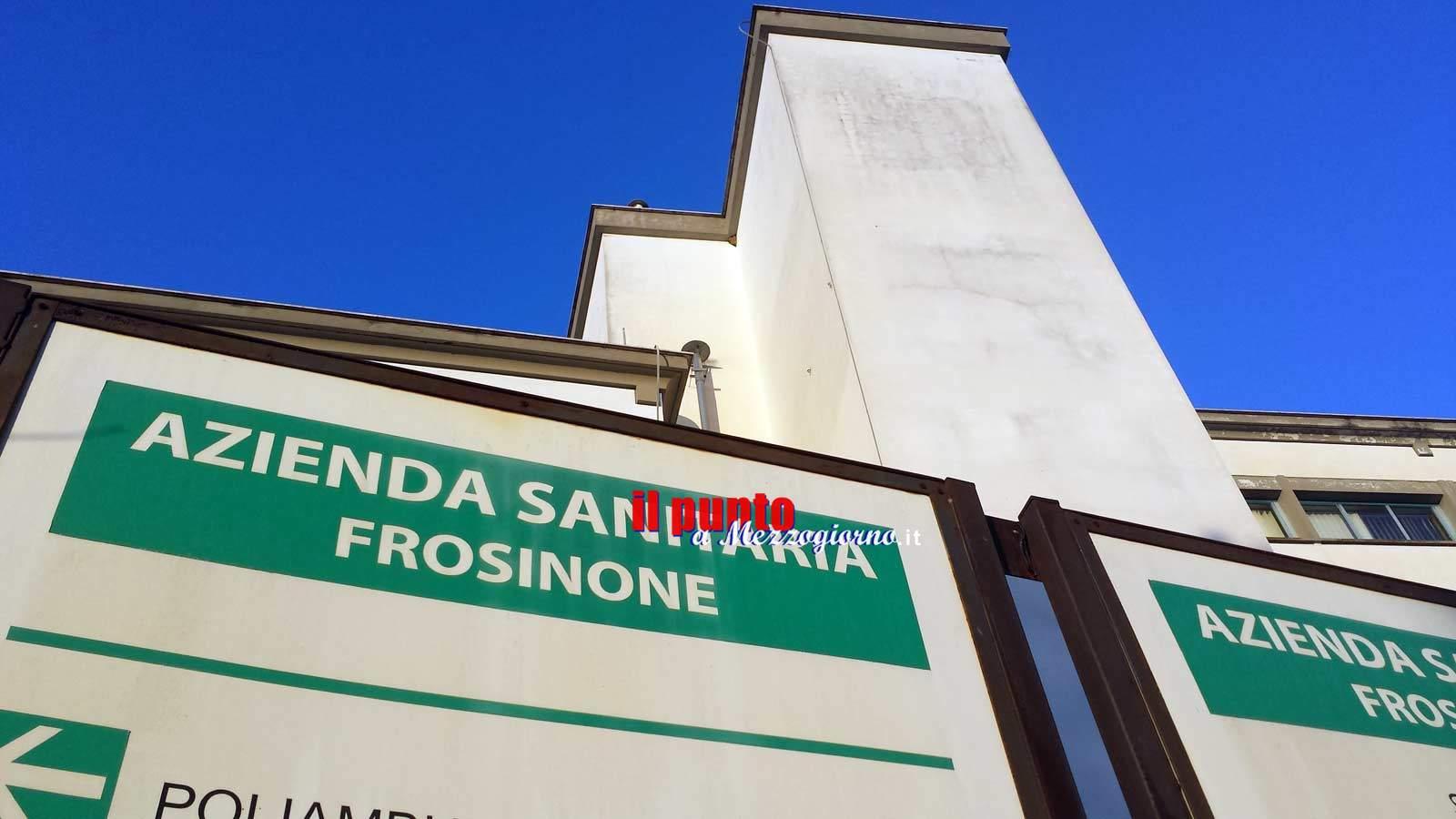 Piantonato in ospedale dalla Penitenziaria a Frosinone da 60 giorni