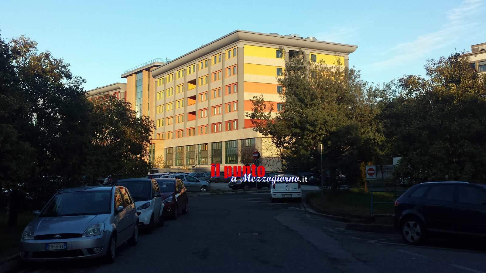 L'ospedale Spaziani di Frosinone riprende l'attività chirurgica ordinaria