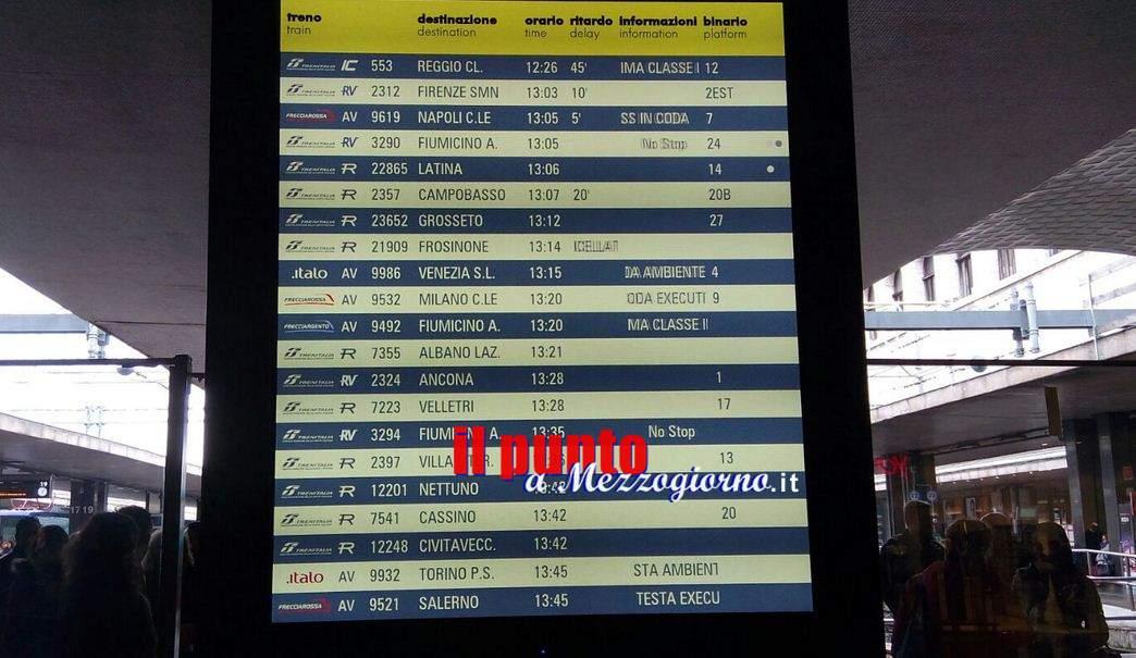 Trenitalia, l'estate porta 110 fermate stagionali tra Frecce,InterCityeFRECCIAlink