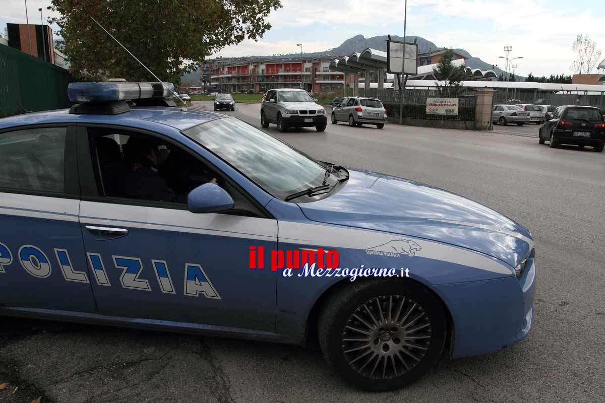 Cassino: Truffa on the road, la Polizia di Stato denuncia una persona