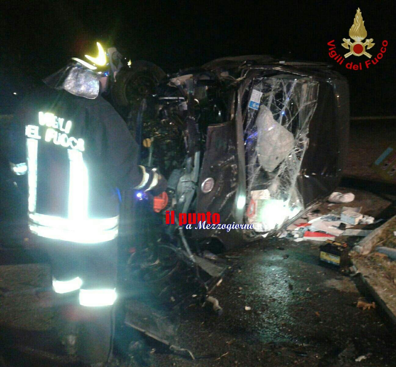 Mortale ad Aprilia, muore operaio investito, ferito grave il conducente dell'auto
