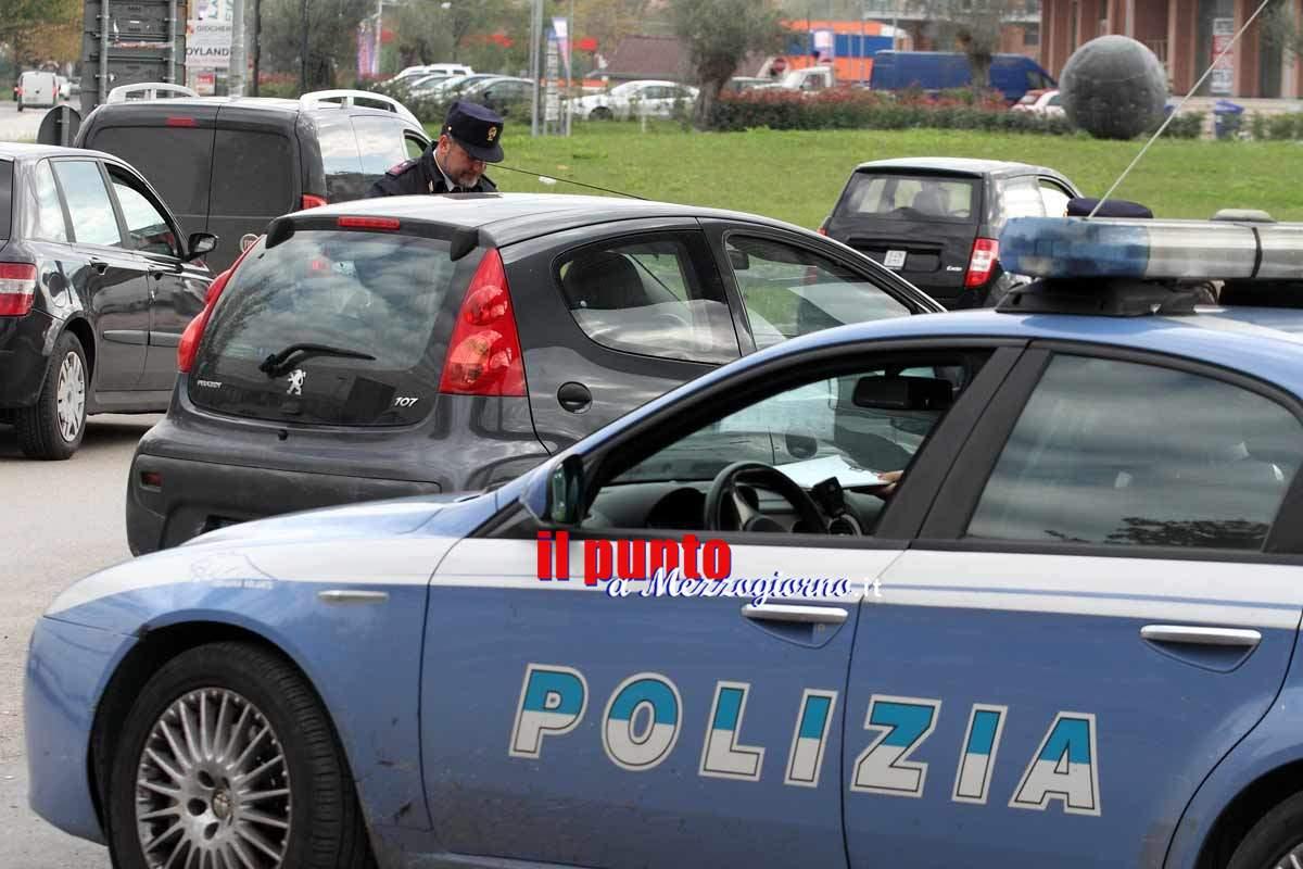 Polizia di Stato: Cassinate interessato da un'intensa attività di controllo, il bilancio
