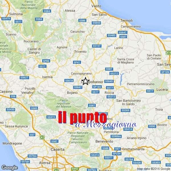Terremoto Molise, parla il consigliere Nazionale dei Geologi Domenico Angelone