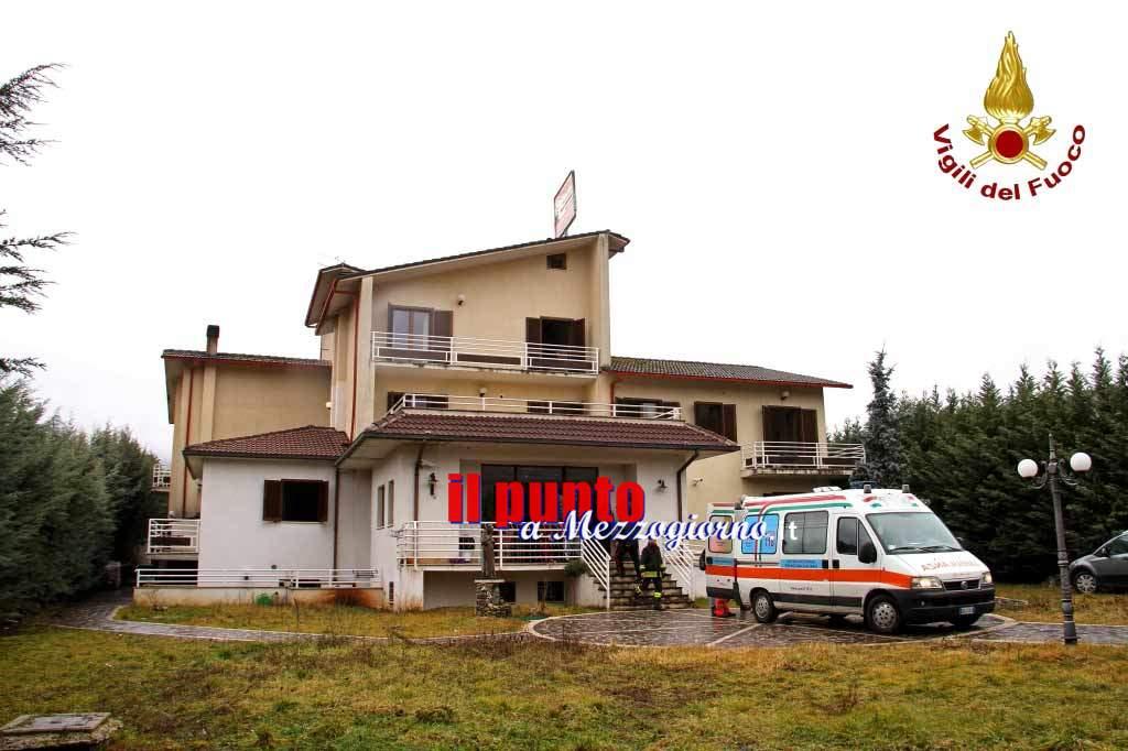 Originaria di Viticuso, Cristina Salvatore muore per esalazioni di monossido di carbonio a Borgorose