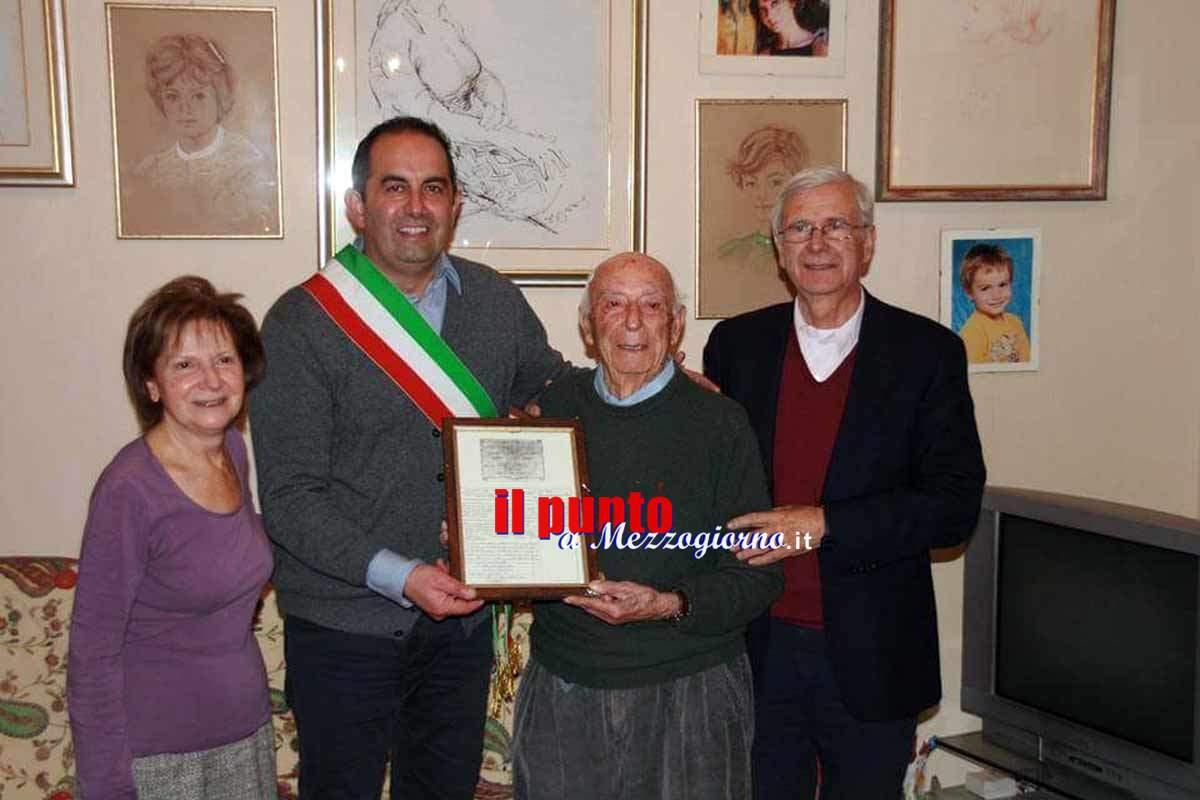 Terelle, Giovannino Mariani compie 100 anni