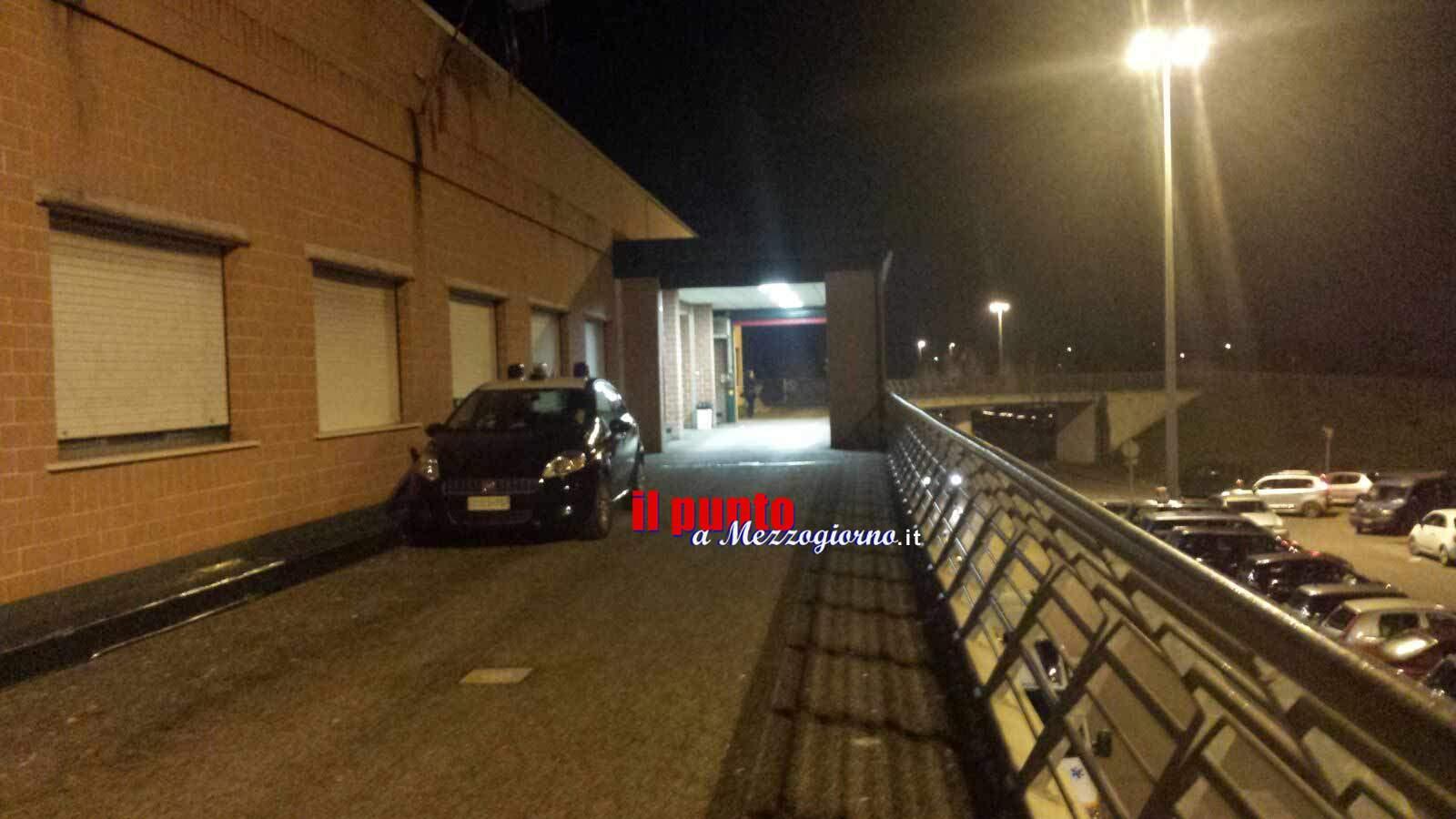 Cassino, 56enne entra nella 'sala rossa' del pronto soccorso del S. Scolastica e aggredisce medico e carabinieri