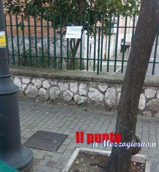 """Marciapiedi """"decorati"""" dai cani a Cassino: basterebbe multare i padroni"""