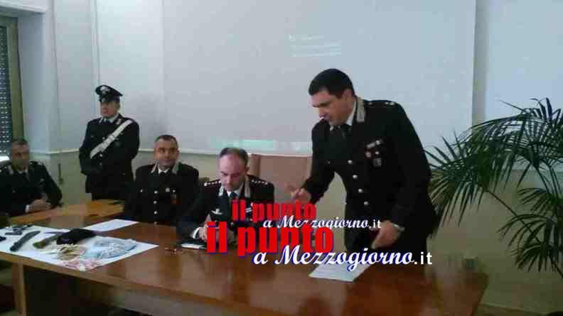 Assalto all'Eurospin di Casalvieri, cinque arresti