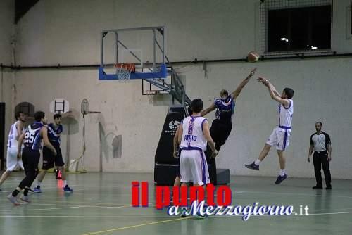 Basket: La NB Sora2000 torna a ruggire: espugnata Anzio
