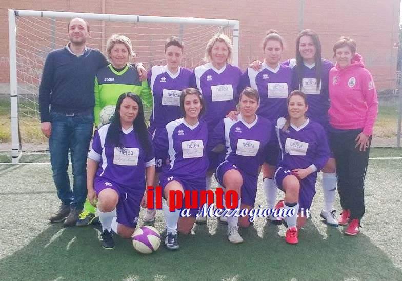 Calcio femminile: Vittoriosa trasferta per le ragazze del Fr Bellator-Isola Liri a spese del Faiti 2004