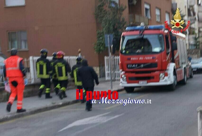 Fuga di gas in un condominio a Latina. Evacuate 22 famiglie