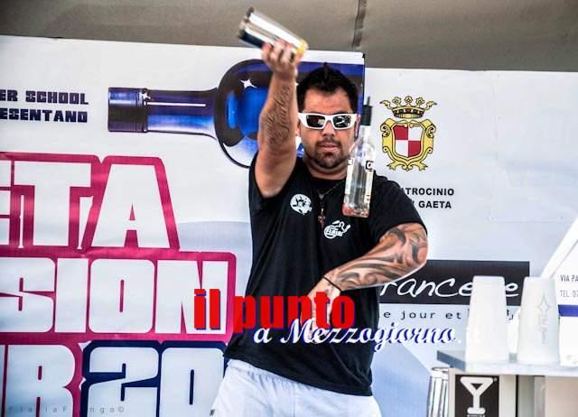 Al via la sfida tra i migliori barman del Mondo. Gaeta Passion Flair Competition