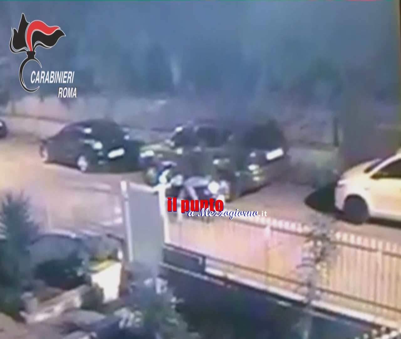 Spari nella notte ad Anzio con pistola rubata nel frusinate, 20enne arrestato