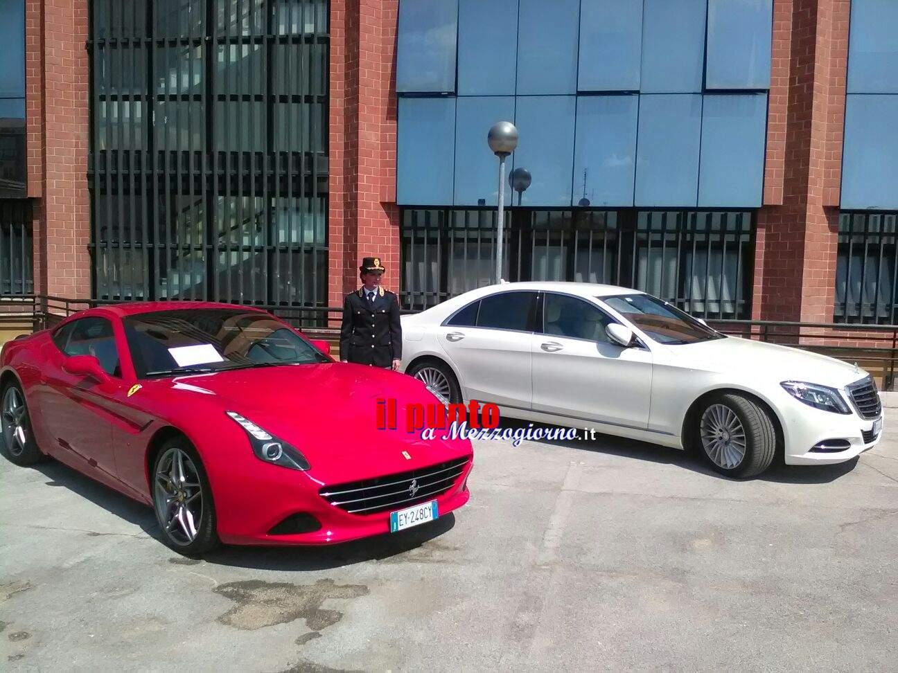 Pay to drive, sequestrati a Cassino immobili auto di lusso e tanti soldi. Anche piaceri sessuali per avere la patente