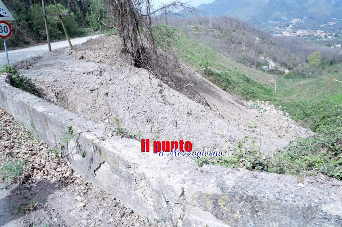 Smaltimento di rifiuti speciali nel Parco di Roccamonfina, quattro denunciati